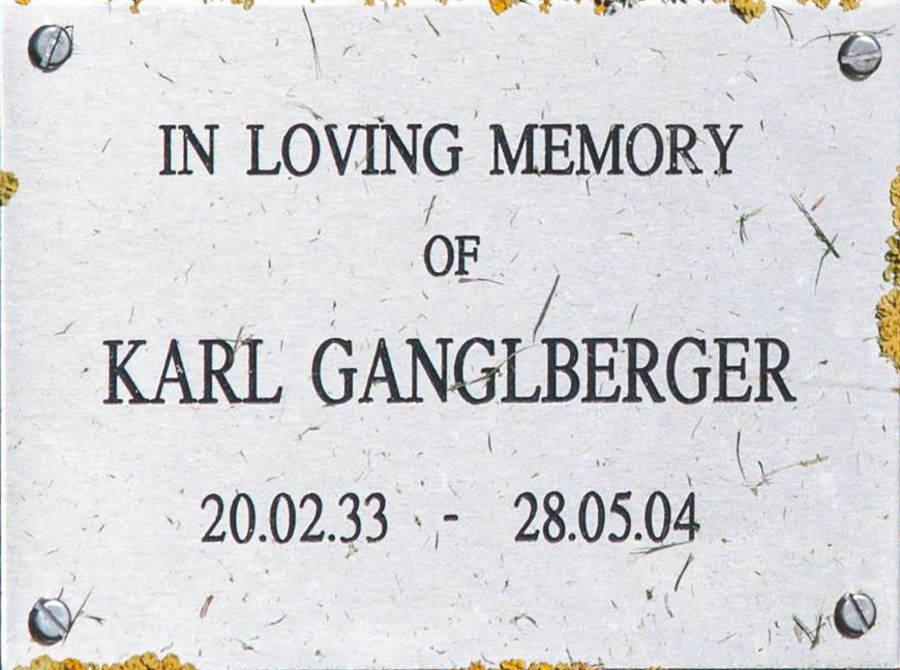 Karl Ganglberger