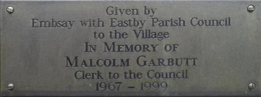 Malcolm Garbutt