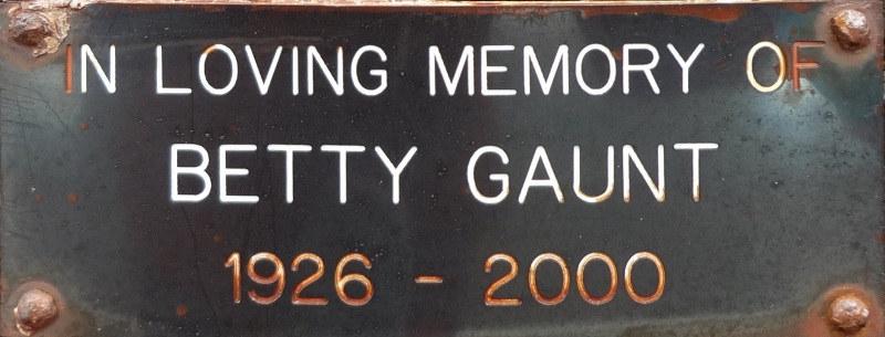 Betty Gaunt