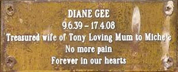 Diane Gee