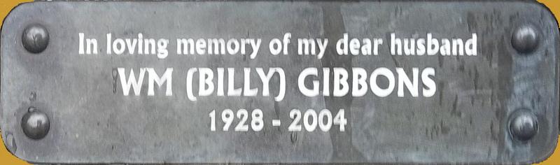 William Gibbons