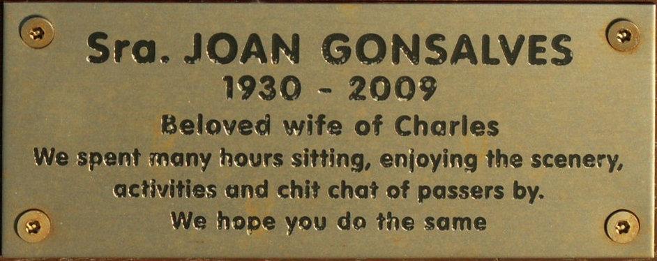 Joan Gonsalves