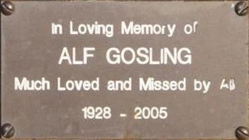 Alf Gosling