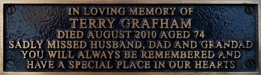 Terry Grafham