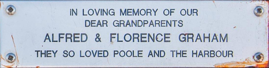 Alfred and Florence Graham
