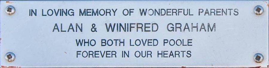 Alan and Winifred Graham