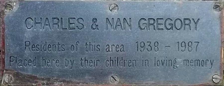 Charles and Nan Gregory
