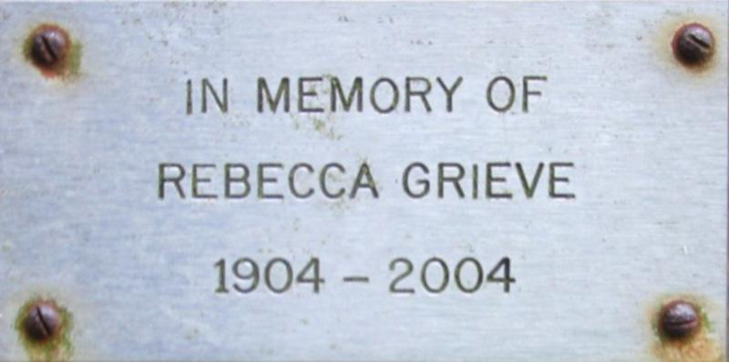 Rebecca Grieve