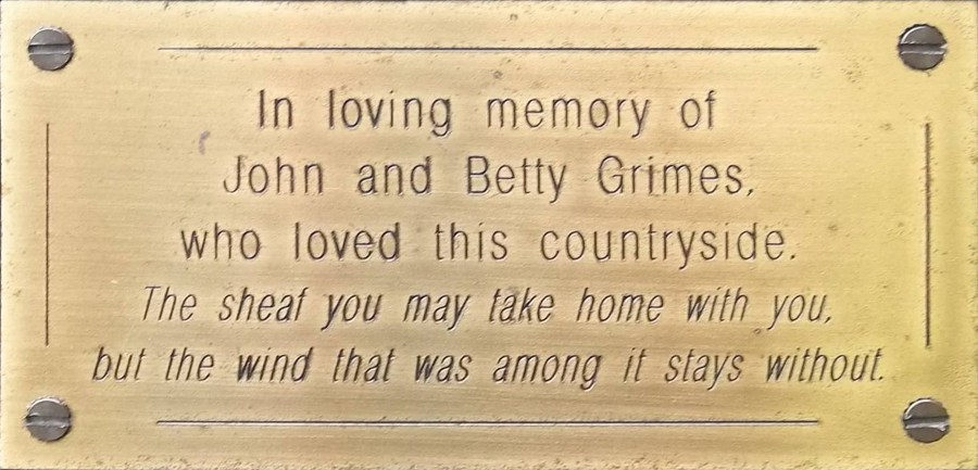 John and Betty Grimes
