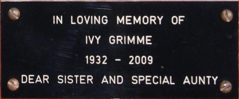 Ivy Grimme