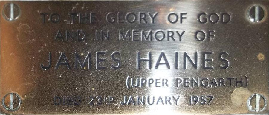 James Haines