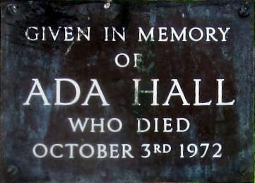 Ada Hall