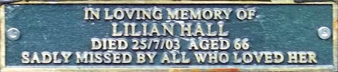 Lilian Hall