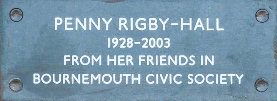 Penny Rigby Hall