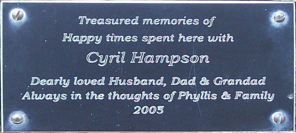 Cyril Hampson