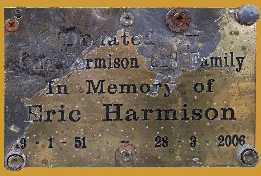 Eric Harmison