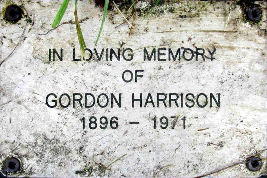 Gordon Harrison