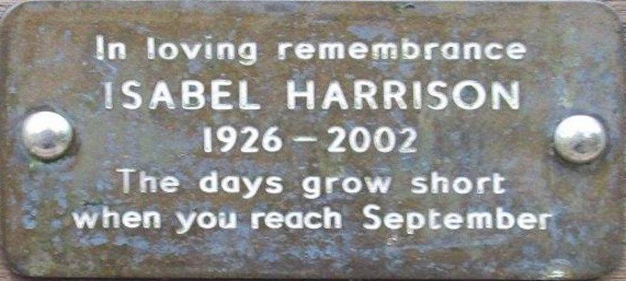 Isabel Harrison
