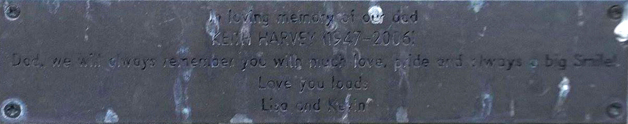 Keith Harvey