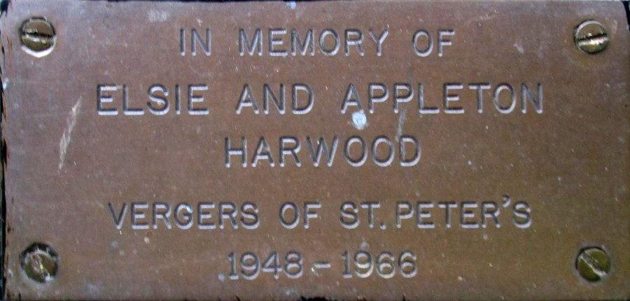 Elsie and Appleton Harwood