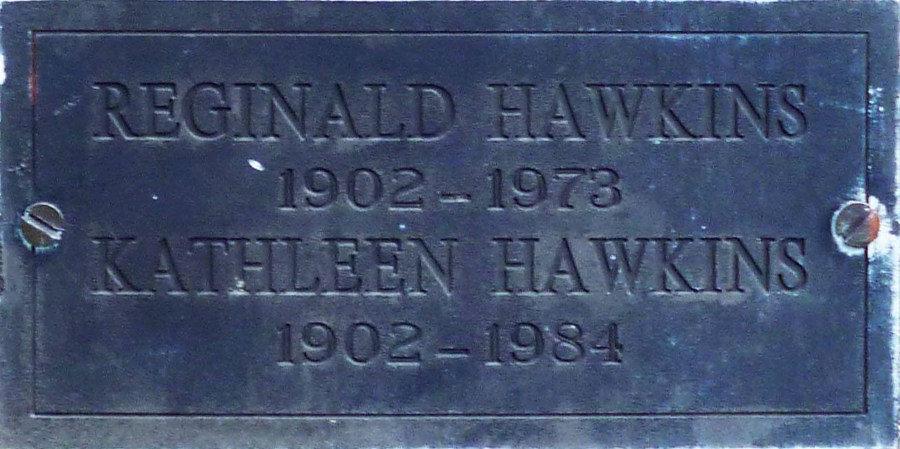 Reginald and Kathleen Hawkins