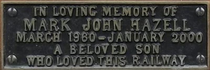 Mark John Hazell