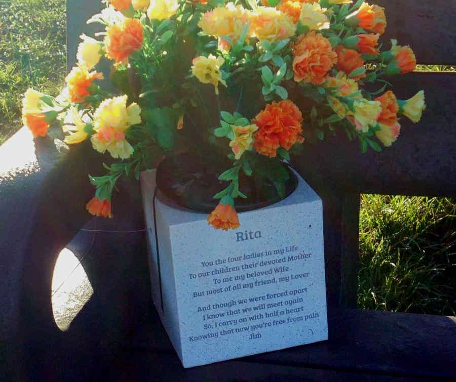 Flowers Rita Humphreys