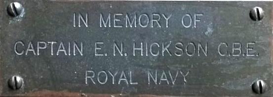 E. N. Hickson