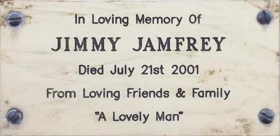 Jimmy Jamfrey
