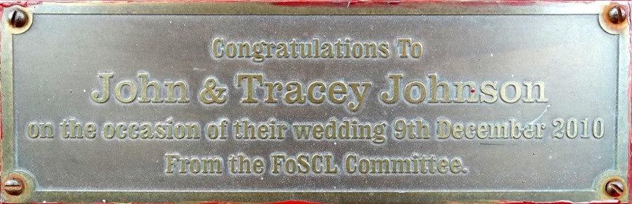 John and Tracey Johnson