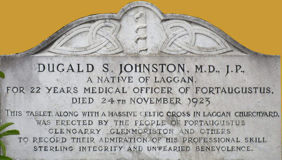 Dugald S. Johnston