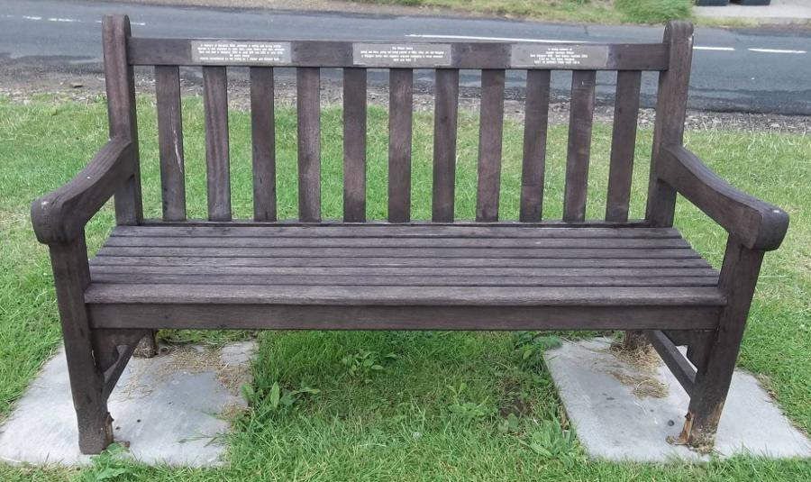 Johnston-Wilson Bench