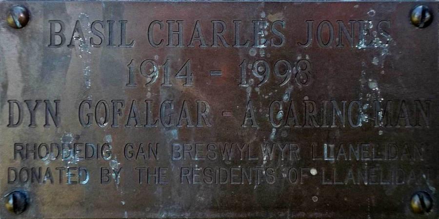 Basil Charles Jones