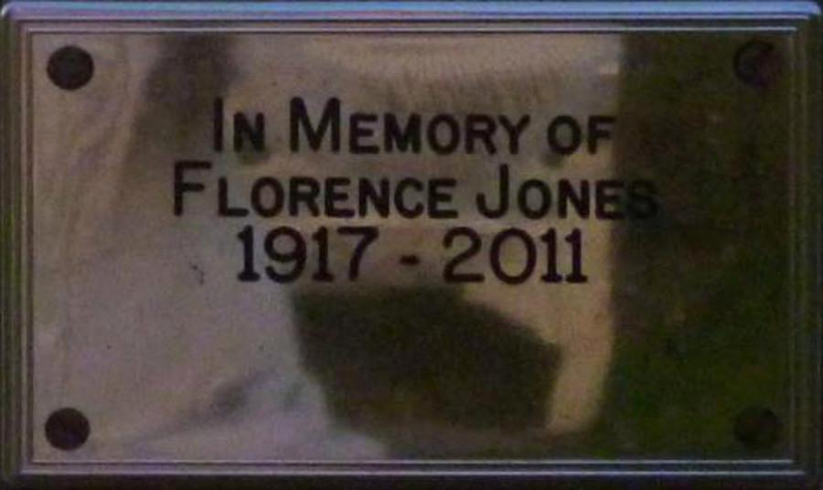 Florence Jones