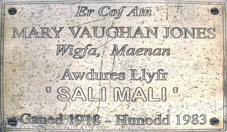 Mary Vaughan Jones