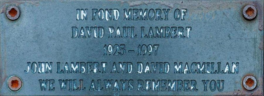 David Paul Lambert