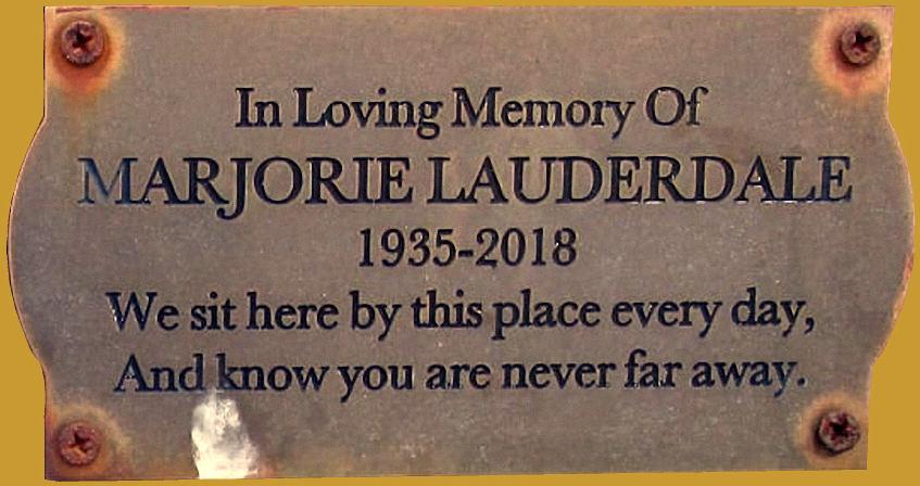 Marjorie Lauderdale