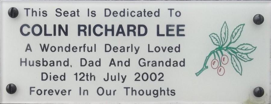 Colin Richard Lee