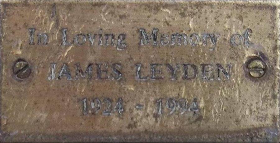 James Leyden