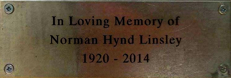 Norman Hynd Linsley