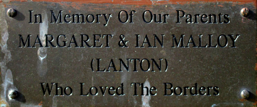 Margaret and Ian Malloy