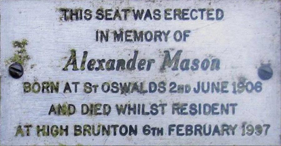 Alexander Mason
