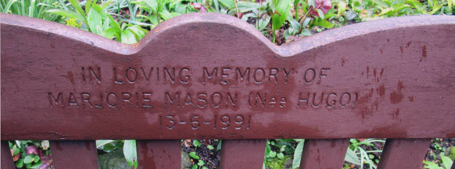 Marjorie Mason