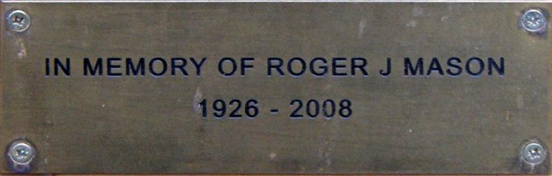 Roger J. Mason