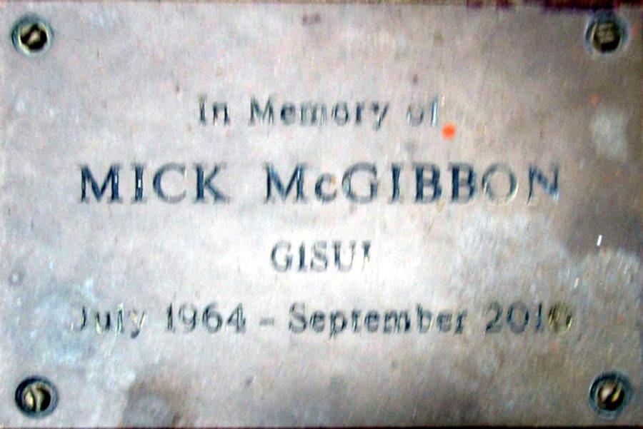 Mick McGibbon