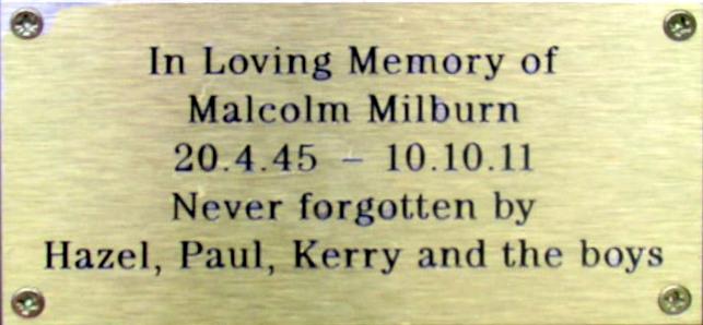 Malcolm Milburn