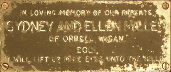 Sidney and Ellen Miller