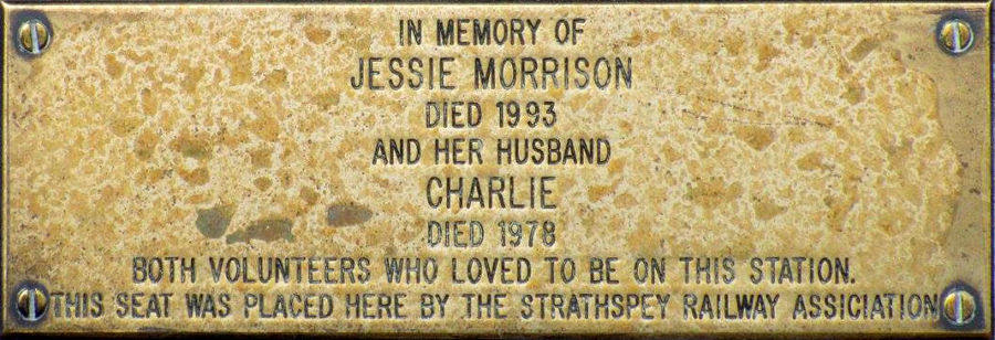 Jessie and Charlie Morrison