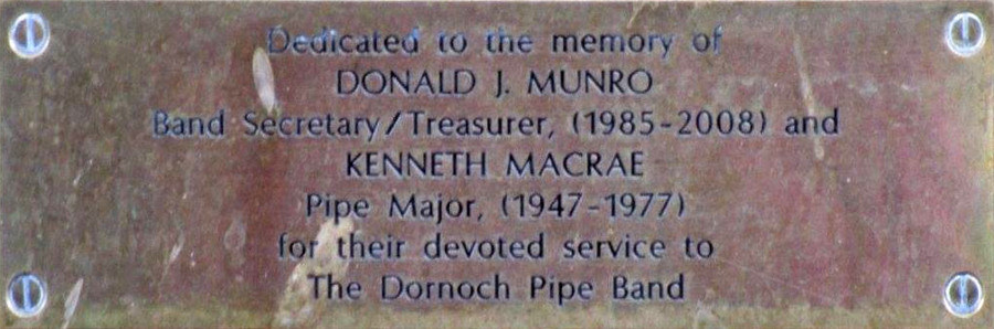 Donald J. Munro and Kenneth MacRae