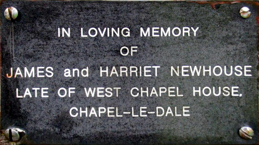 James and Harriet Newhouse